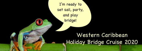 Popular duo Avery and Todd host a fun-filled Holiday Bridge Party at Sea — December 2020